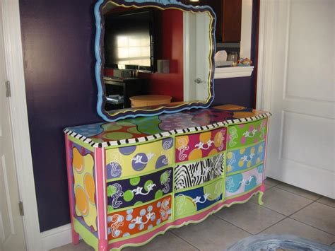 fun furniture painting ideas funky furniture factory sold items