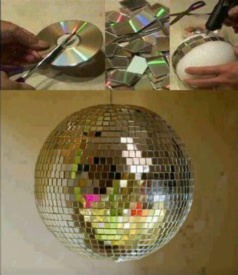 how to make styrofoam centerpieces make your own disco stuff