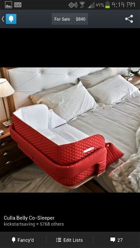 Culla Belly Co Sleeper For Sale by The World S Catalog Of Ideas