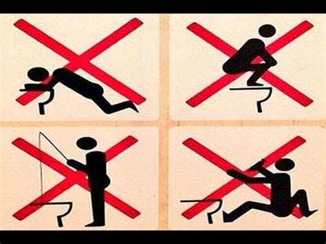 sochi bathroom sign fishing banned in the toilets in sochi s athletes village