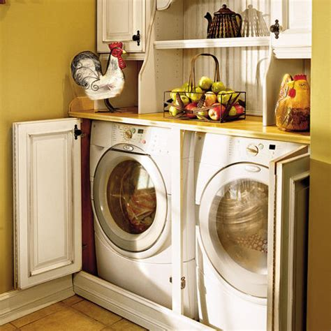 doors to hide washer and dryer a household dream hide large appliances southern living