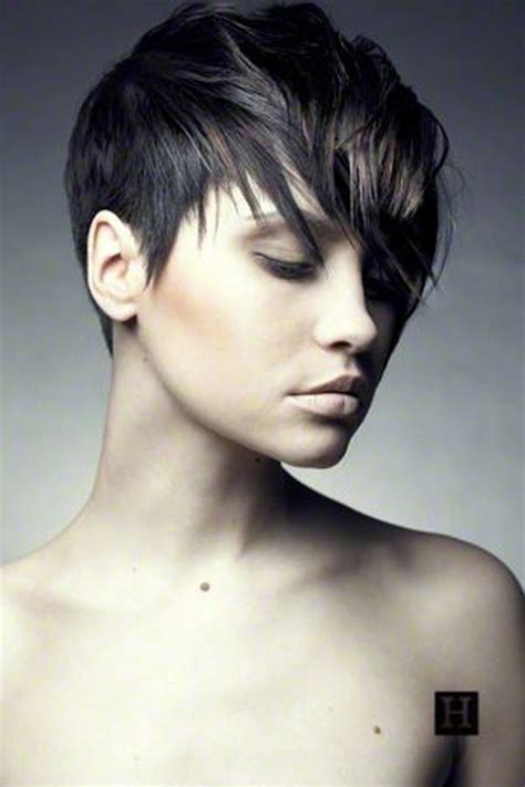 funky black hairstyles short hair funky short haircuts for women