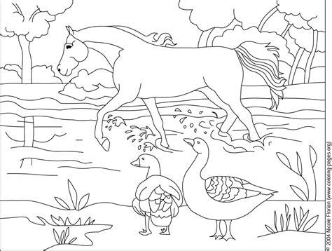 coloriage 224 imprimer nature num 233 ro 4819
