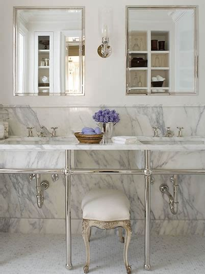 phoebe howard bathrooms double marble washstand transitional bathroom phoebe