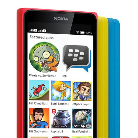 nokia android phones x series nokia x the first nokia android smartphone is now