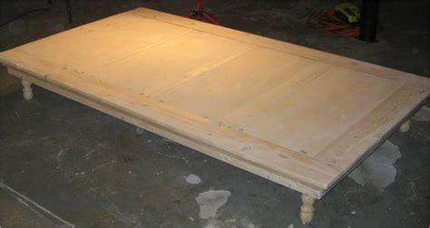 woodwork twin platform bed building plans  plans