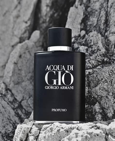 Acqua Diqio Profumo Giorgio Armani Original new ads for acqua di gio profumo by giorgio armani new fragrances