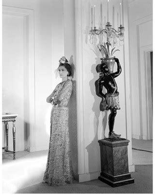 Dress Choco Leo designed by gabrielle coco chanel fashion icon