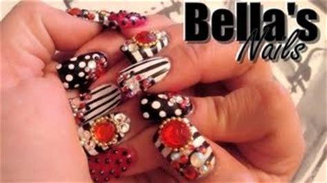 imagenes de uñas de acrilico estilo sinaloa all comments on u 241 as estilo sinaloa dise 241 o blanco negro y