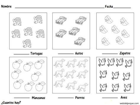 imagenes educativas fichas para contar numeros para contar imagui