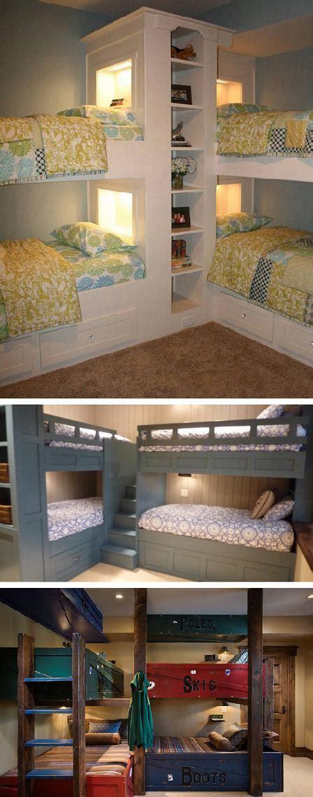 diy bunk bed ideas 30 fabulous corner bunk bed ideas diy cozy home