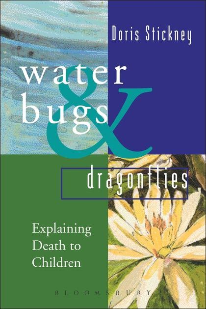 water bugs and dragonflies explaining death to young children a waterbugs and dragonflies explaining death to young