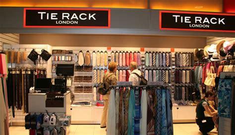 the sad demise of tie rack s flair