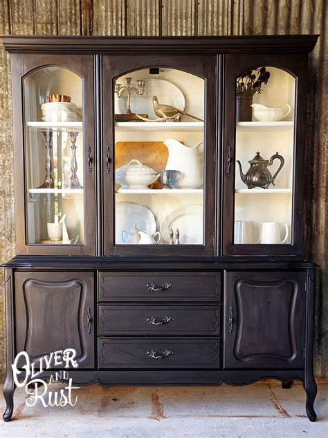black china hutch cabinet may days 10 repurpose ideas for a china cabinet