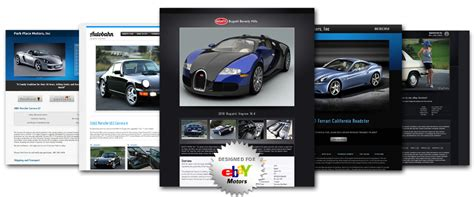 free ebay templates html image gallery html auction templates