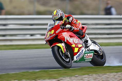 Altaya Honda Rc211v Toni Elias 2006 jerez toni elias fortuna honda motogp 2005