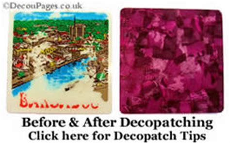 What Is The Difference Between Decopatch And Decoupage - decoupage decopatch guide