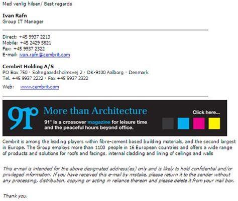 banco mail email marketing l importanza della firma 4 inspirations