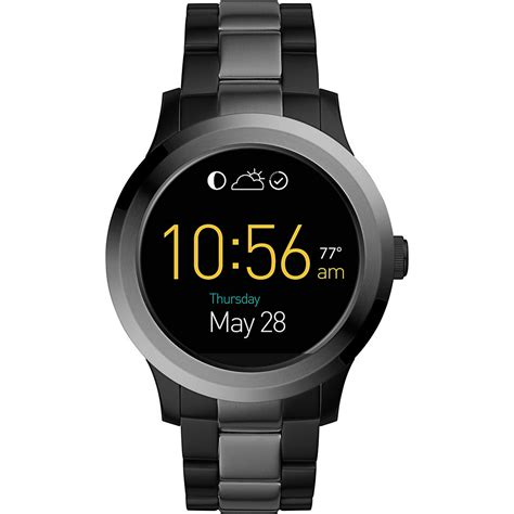 Smartwatch Fossil Q Founder Fossil Q Founder Smartwatch Ftw2117 Bei At Bestellen