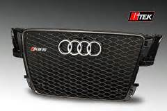 Audi A5 Grill Replacement Audi Aftermarket Grille Replacement High Performance