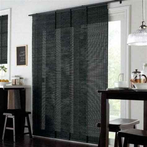 curtains for patio doors with blinds 25 best ideas about blinds for patio doors on pinterest