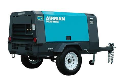 air compressor  cfm diesel broadway rental equipment