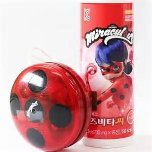 miraculous ladybug yo yo amp candy gift fandom gifts