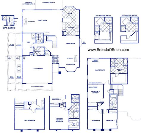 us home floor plans black horse ranch floor plan us home gold mine ii model