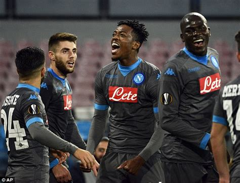 Napoli The Not So Weekly Wino by Chelsea Loan Report Who Can Find A Team Spot