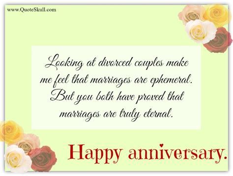 Wedding Anniversary Quotes For Them by Happy Anniversary Quotes For Parents Happy Anniversary