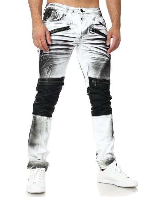 Croope Hodie kingz leather application white