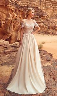 preview oksana mukha wedding dresses 2018 deer pearl