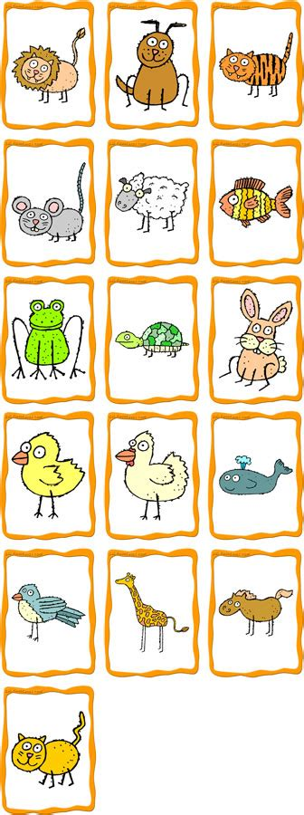 esl printable animal flashcards animal flashcards 15 free printable flashcards