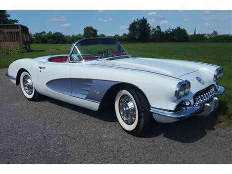 chevrolet corvette 1960 1960 chevrolet corvette for sale on classiccars 21