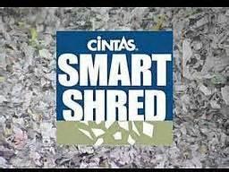 Cintas Document Shredding Service