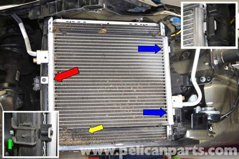 automobile air conditioning repair 2007 porsche 911 on board diagnostic system porsche 911 carrera radiator and fan replacement 996 1998 2005 997 2005 2012 pelican