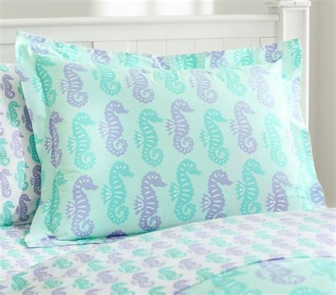 Seahorse Crib Bedding Seahorse Bedding In Pastel Hues Decoist