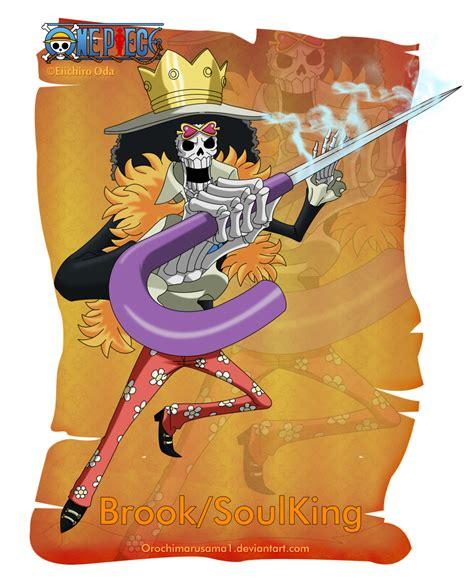Soul King Brook brook soul king by orochimarusama1 on deviantart