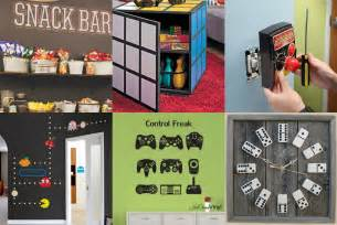 Gaming Room Decor Our Favorite Pins Of The Week Room Decor Porch Advice