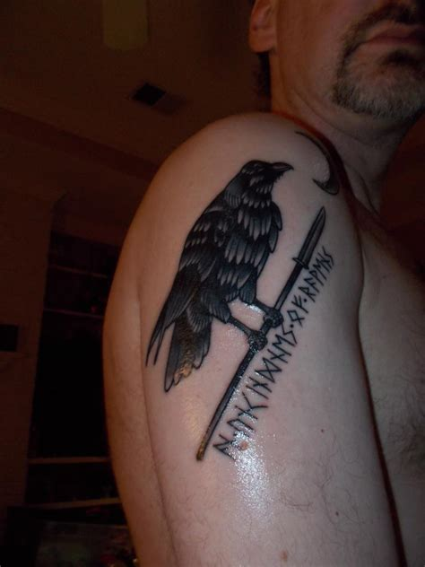 raven chest tattoo tattoos designs ideas and meaning tattoos for you