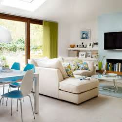 garden room living area modern extension ideas