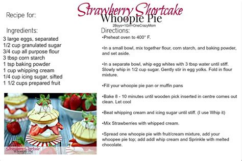 printable dessert recipes enjoy a strawberry short cake dessert fresh from florida