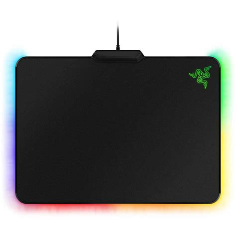 Razer Gaming Gaming Mouse Pad razer firefly edition gaming mouse pad rz02 01350100