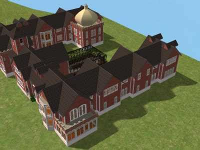 rose red house floor plans mod the sims rose red mansion