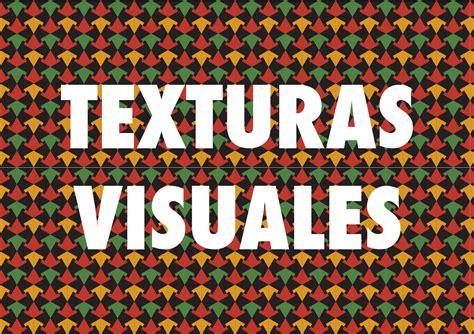 tipos de imagenes sensoriales visuales texturas visuales by soledad siles lucas issuu