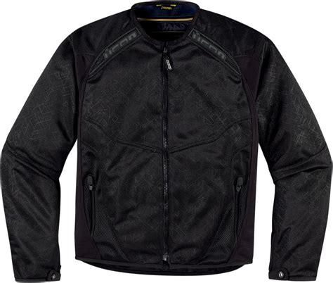 mesh motorcycle jacket icon anthem mesh motorcycle jacket black