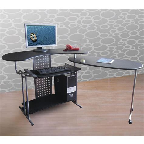 long computer desk trendy long computer desk design picture l shaped