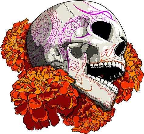 imagenes de calaveras animadas cempax 243 chitl skull on behance