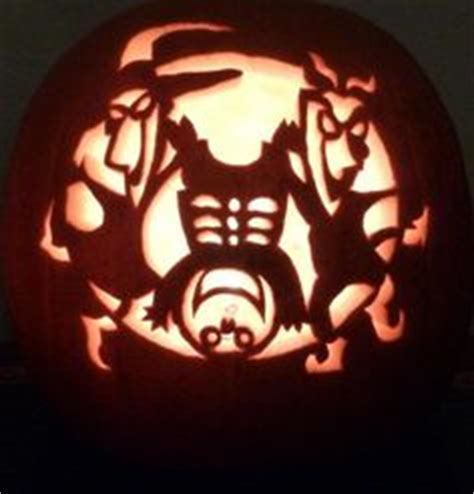 lock shock and barrel pumpkin templates 1000 images about spook on
