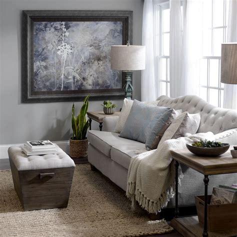 living room framed wall art